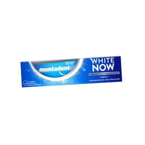 MENTADENT WHITE NOW DENT 75ML
