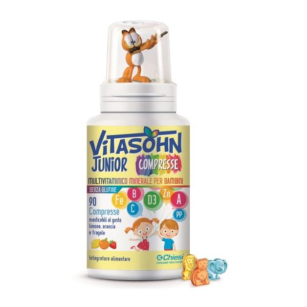 VITASOHN-JUNIOR 90 CPR