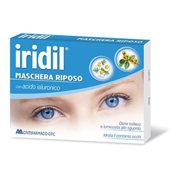 IRIDIL MASCHERA RIPOSO 4BS