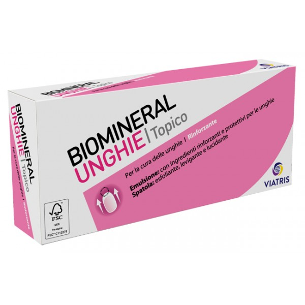 BIOMINERAL-UNGHIE TOPIC 20ML