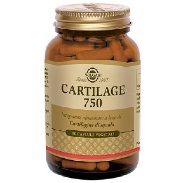 CARTILAGE 750  90CPS SOLGAR