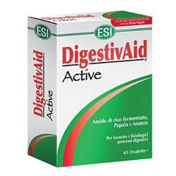 DIGESTIVAID ACTIVE 45 OVAL ESI