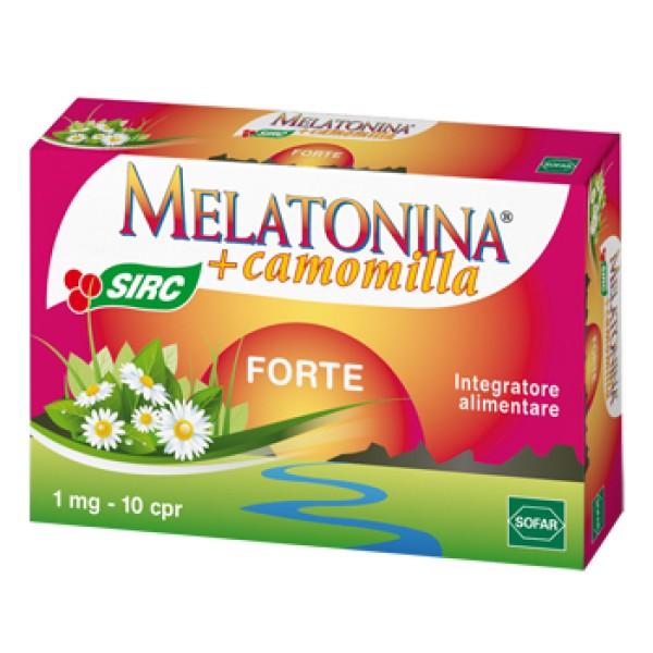 MELATONINA FORTE 10CPR