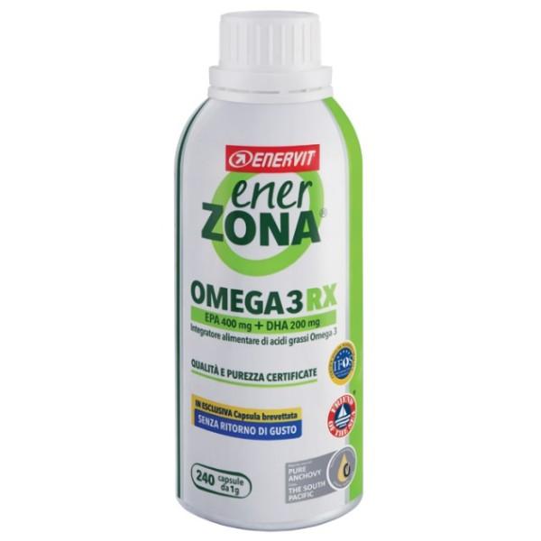 ENERZONA OMEGA 3 RX 240CPS