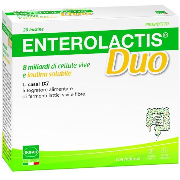 ENTEROLACTIS-DUO GRAN 20 BUSTE