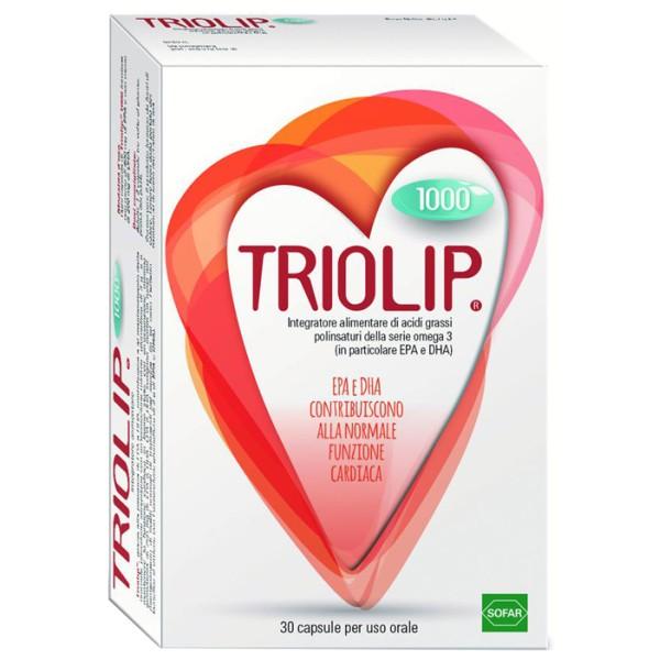TRIOLIP 1000 INTEG 30 CPS