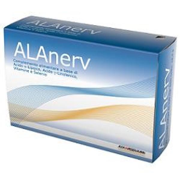 ALANERV ALIM 920MG 20CPS