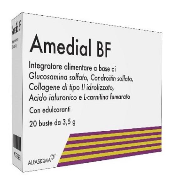 AMEDIAL BF 20BUST 3,5G