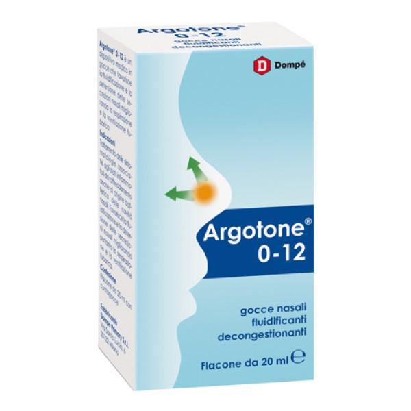ARGOTONE-0/12 GTT NAS 20ML