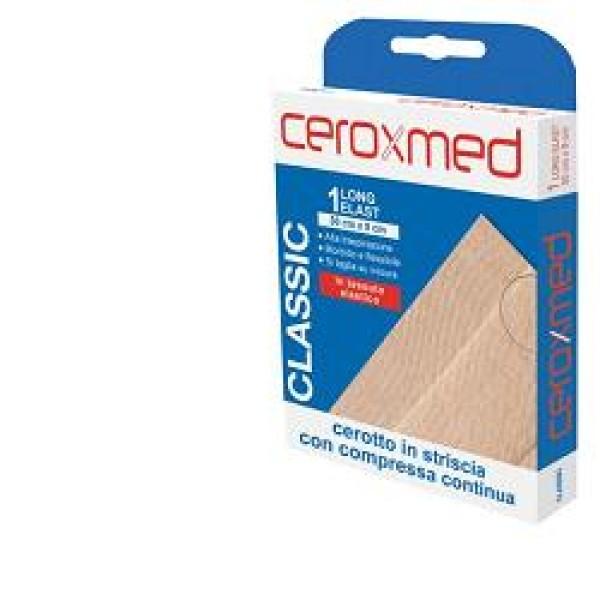 CEROXMED-LONG ELAST 50X 8
