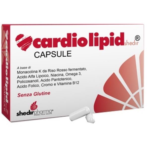 CARDIOLIPID-SHEDIR 30 CAPSULE