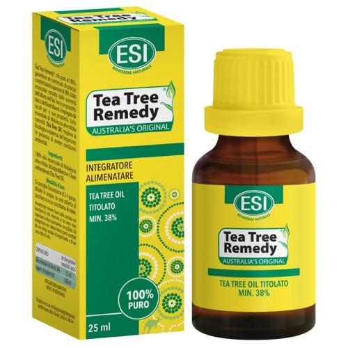 TEA TREE OIL 25ML ESI