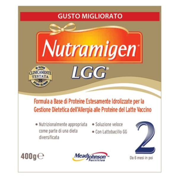 NUTRAMIGEN 2 LGG POLV 400G