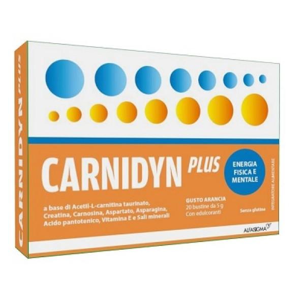 CARNIDYN PLUS INTEG 20BS 5G