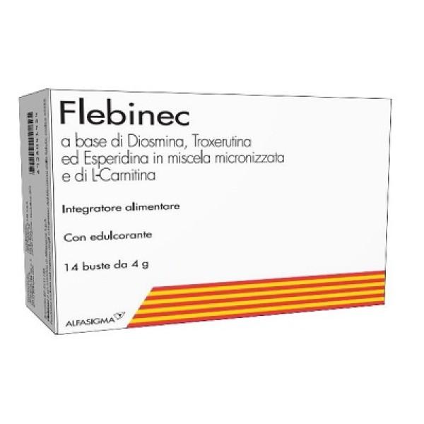 FLEBINEC 14BUST 4G