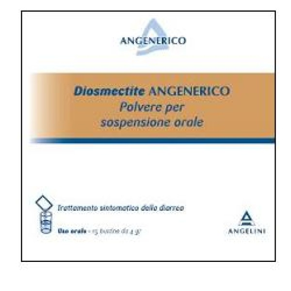 DIOSMECTITE ANGENERICO 15BUST