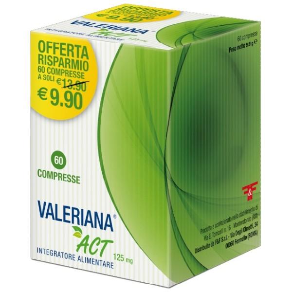 VALERIANA ACT 60CPS