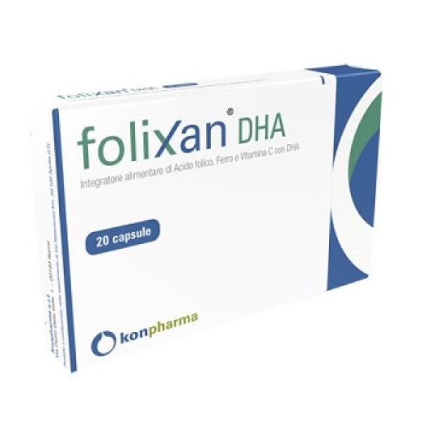 FOLIXAN DHA INTEG 20CPS