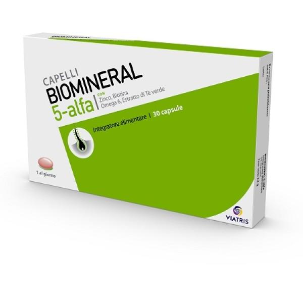 BIOMINERAL-5 ALFA 30 PRL