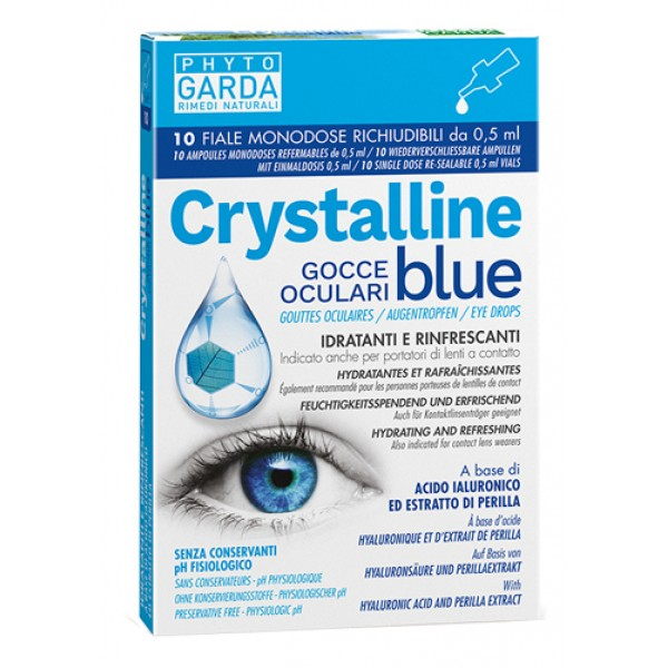 CRYSTALLINE BLUE GTT MONODOSE