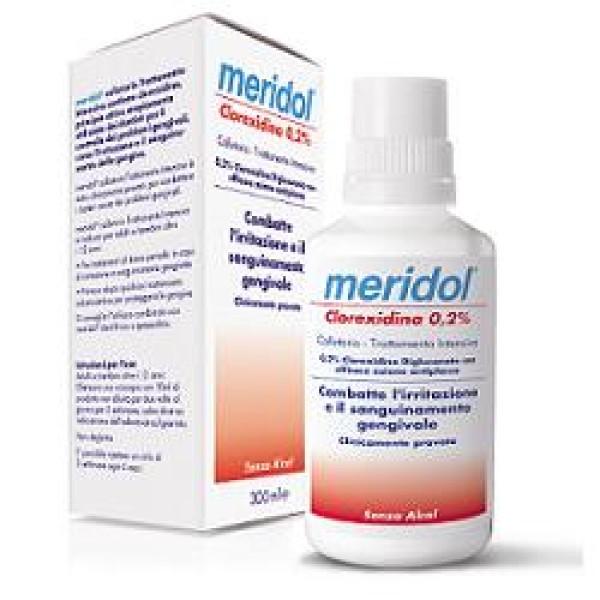 MERIDOL CLOREX 0,2% COLLUT 300