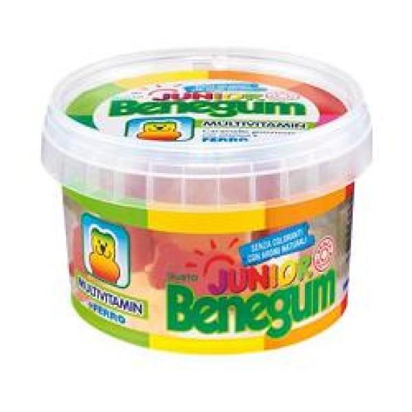 BENEGUM J MULTIVIT + FERRO 130