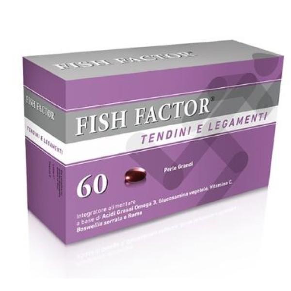 FISH FACTOR TENDINI E LEG 60PRL
