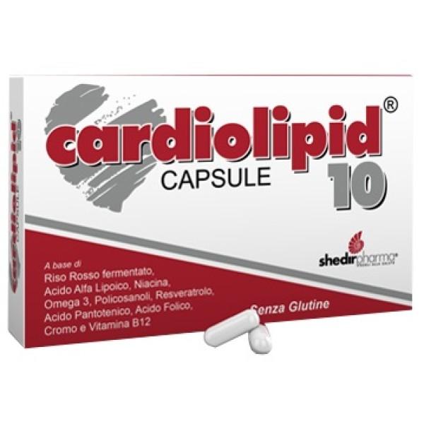 CARDIOLIPID-10 30 CAPSULE