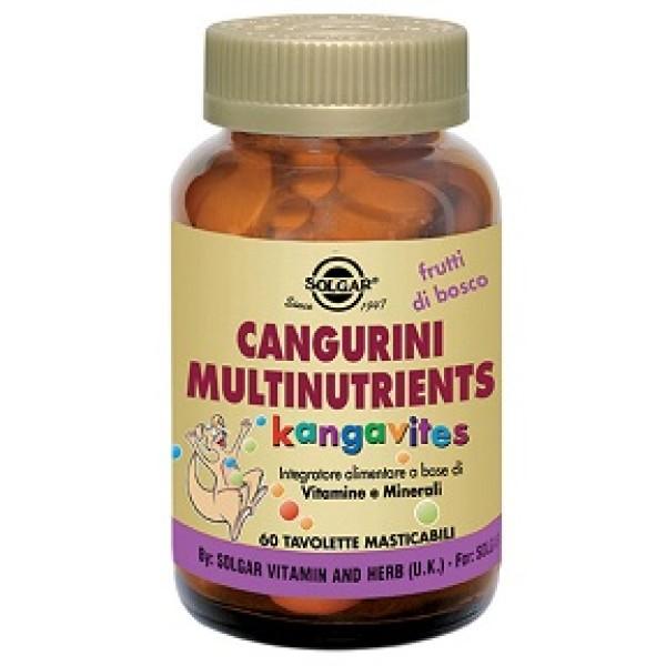 CANGURINI MULTINUT FR/TROP SOLG