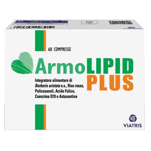 ARMOLIPID PLUS 60CPR--SCAD. 05-2023