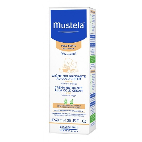 MUSTELA CR NUTR CC 40ML