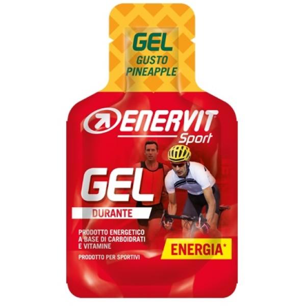 ENERVITENE SPORT GEL PINEAP25ML