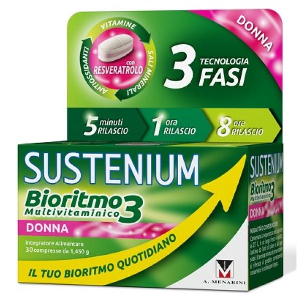SUSTENIUM BIORITMO3 DO 30CPR