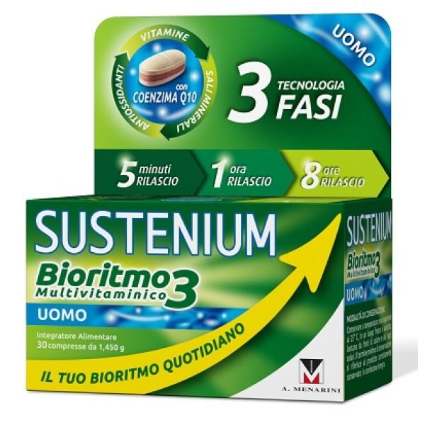 SUSTENIUM BIORITMO3 UO 30CPR