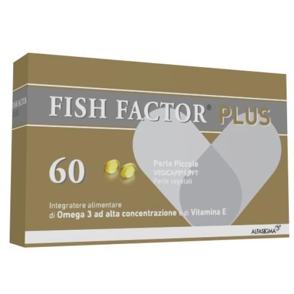FISH FACTOR PLUS CONV 60PRL