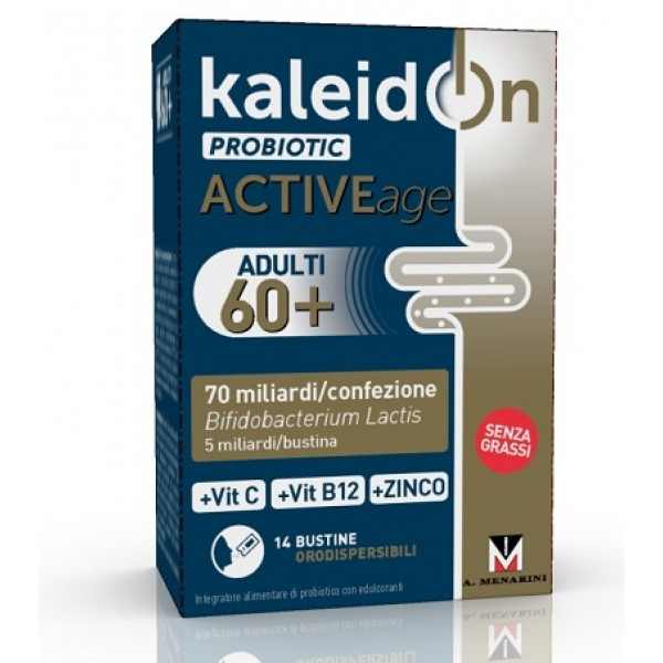 KALEIDON PROBIOTIC ACTIVE AGE