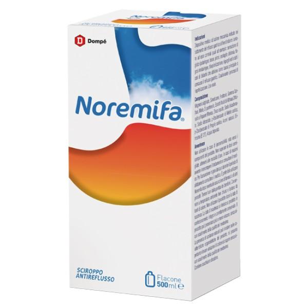 NOREMIFA SCIROPPO 500ML