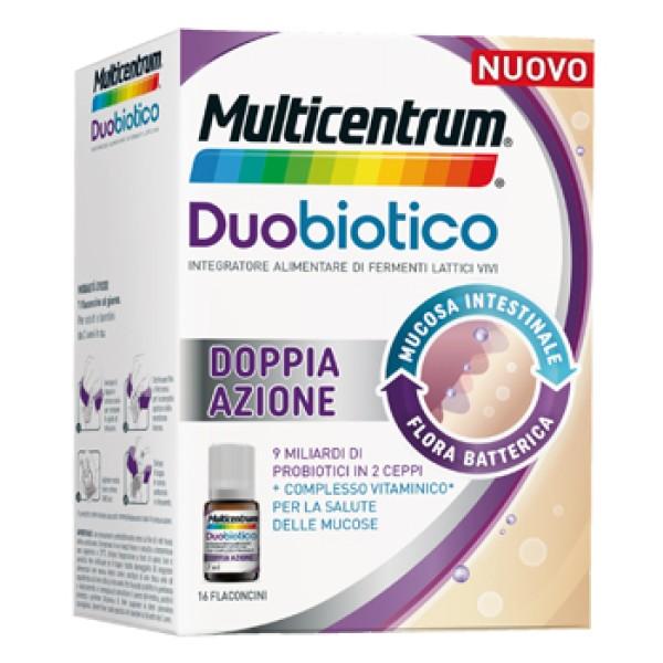 MULTICENTRUM DUOBIOTICO 16FL---SCAD.10/2022
