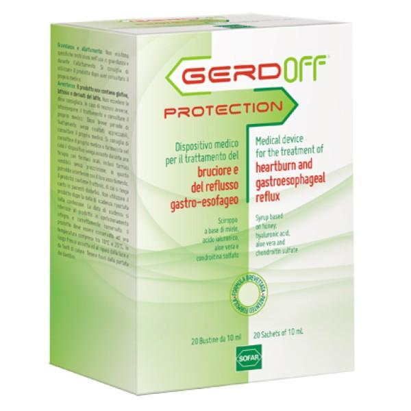 GERDOFF PROTECTION SCIR 20BUST