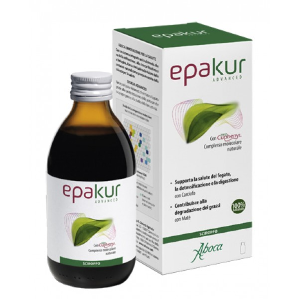 EPAKUR ADVANCED SCIROPPO 320G