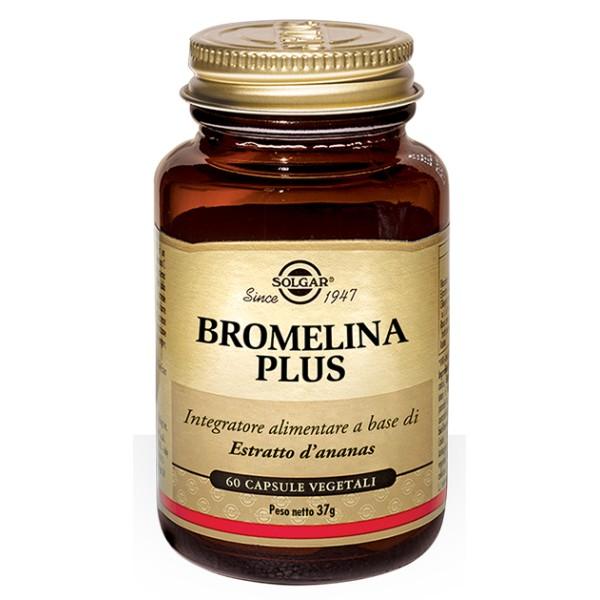 BROMELINA PLUS 60CPS
