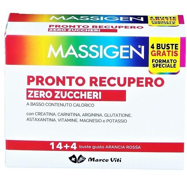 MASSIGEN PRONTO RECUP Z/ZUC 14+4