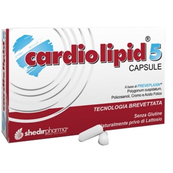 CARDIOLIPID 5 30CPS