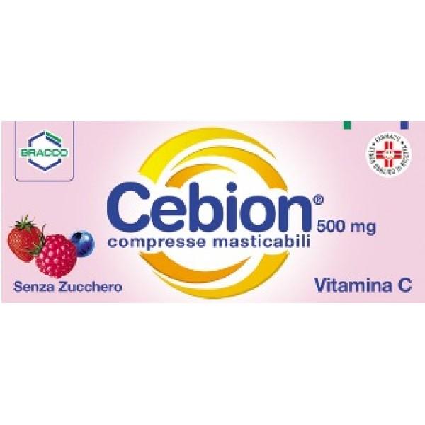 CEBION 500*20CPR MAST S/ZUCCH