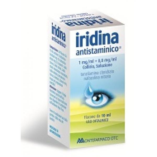 IRIDINA ANTISTAMIN*COLL 10+8MG SCAD 04-2023